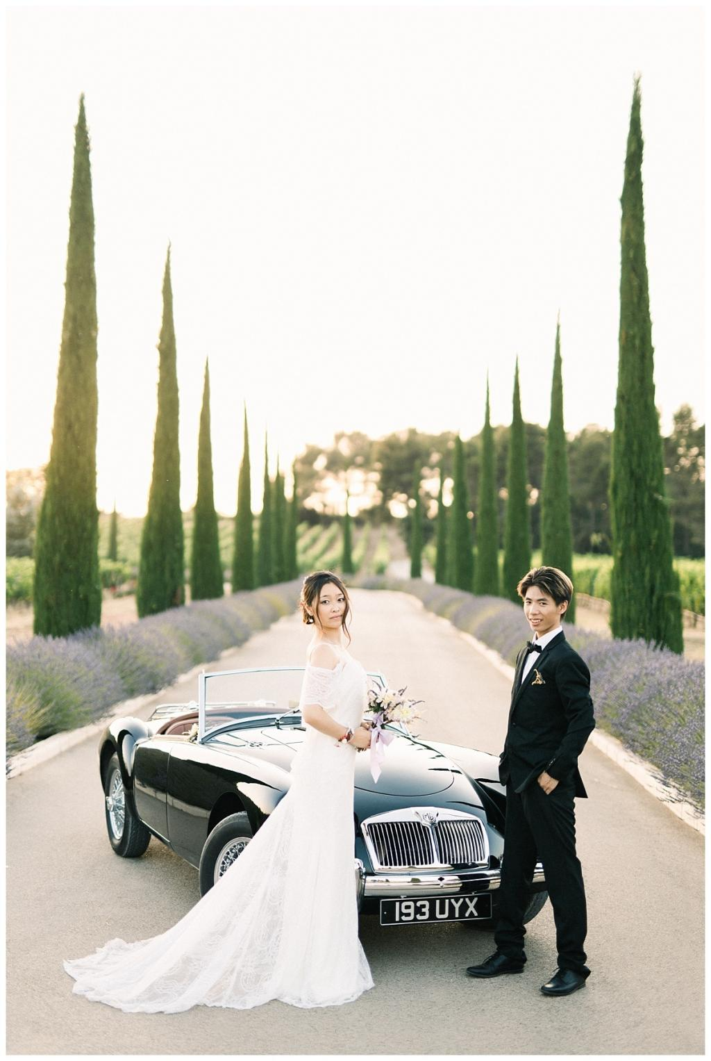 destination wedding provence coquillade village