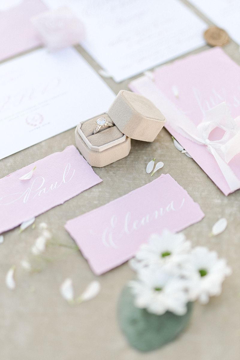 wedding stationary papeterie mariage