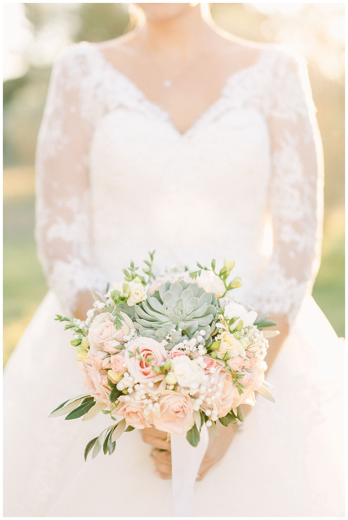 mariage chic champetre provence